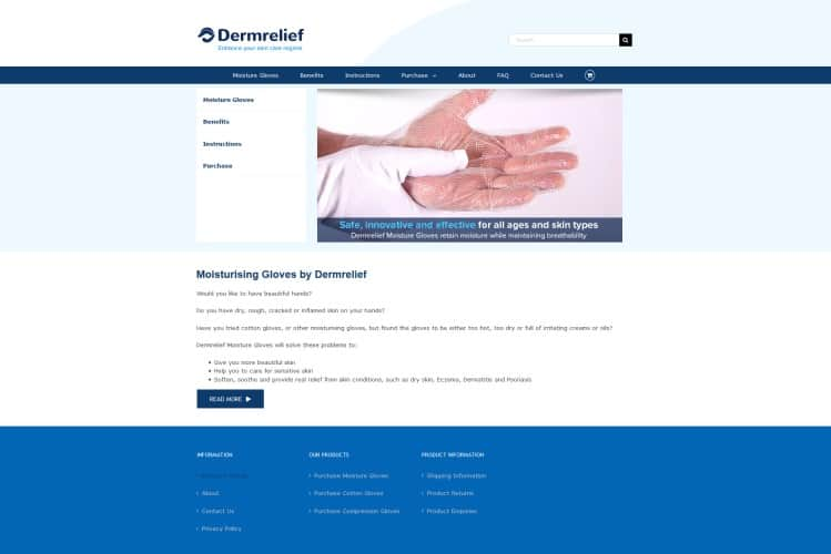 Medical Gloves Website - Central Coast