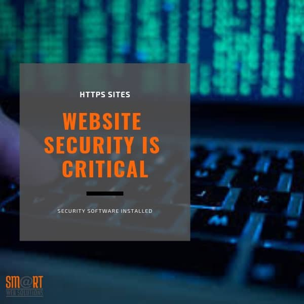 SSL / HTTPS Security for all tradie websites